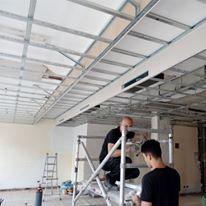 operati durante montaggio impianti di climatizzazione