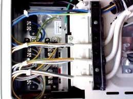 pannello elettronico con fili