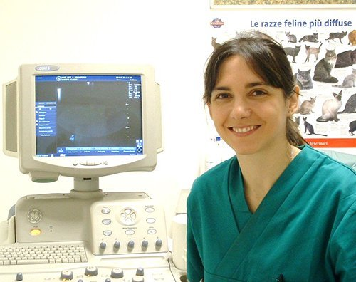dottoressa veterinaria