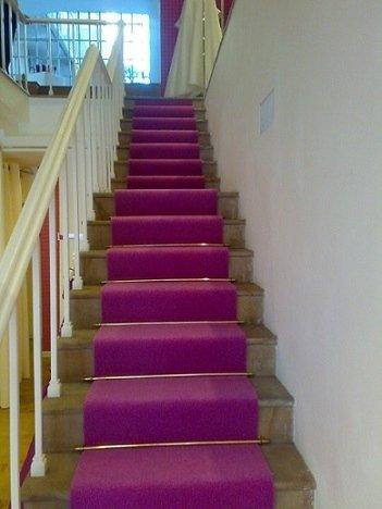 passatoia color viola