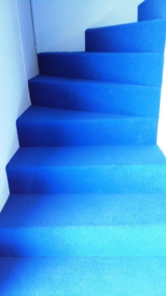 passatoia blu