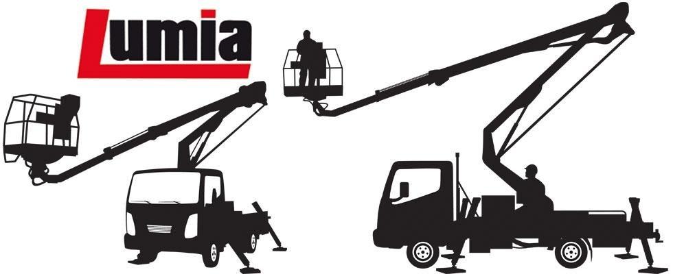 noleggio e vendita mezzi e macchine per l'edilizia, Impresa Edile Lumia - Isola d'Elba