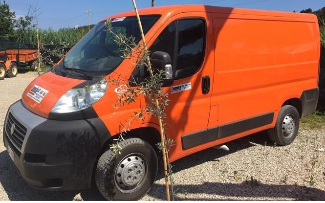 Noleggio attrezzature edilie - Lumia, Isola d'Elba (LI)