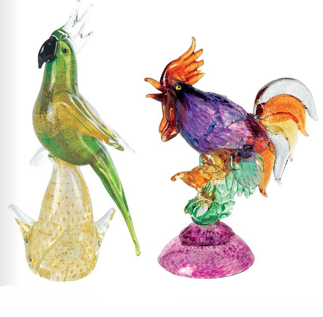 Galli e pappagalli