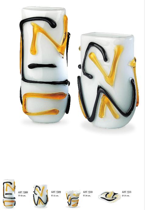 Bicchieri decorative Murano