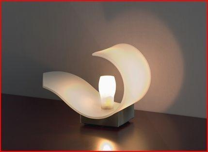 Lampada tavolo artistica