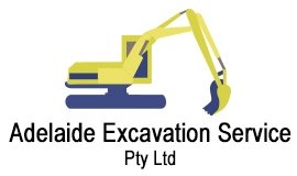 adelaide excavation service pty ltd business logo