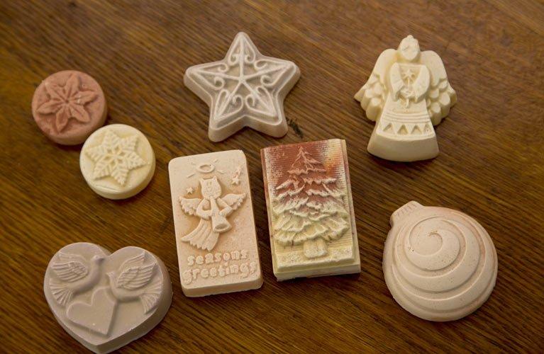 stellar dairy goat farm christmas special soap