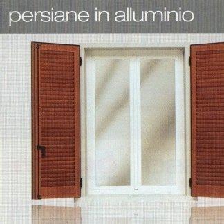 Persiane in alluminio, produzione persiane, vendita persiane, vendita al dettaglio, produzione persiane per privati
