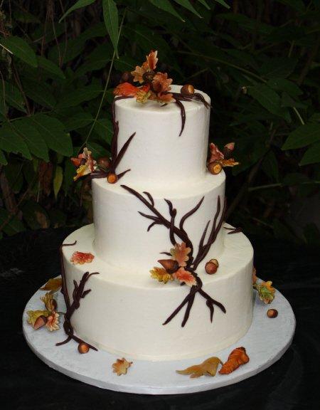 Tlaquepaque village wedding cakes