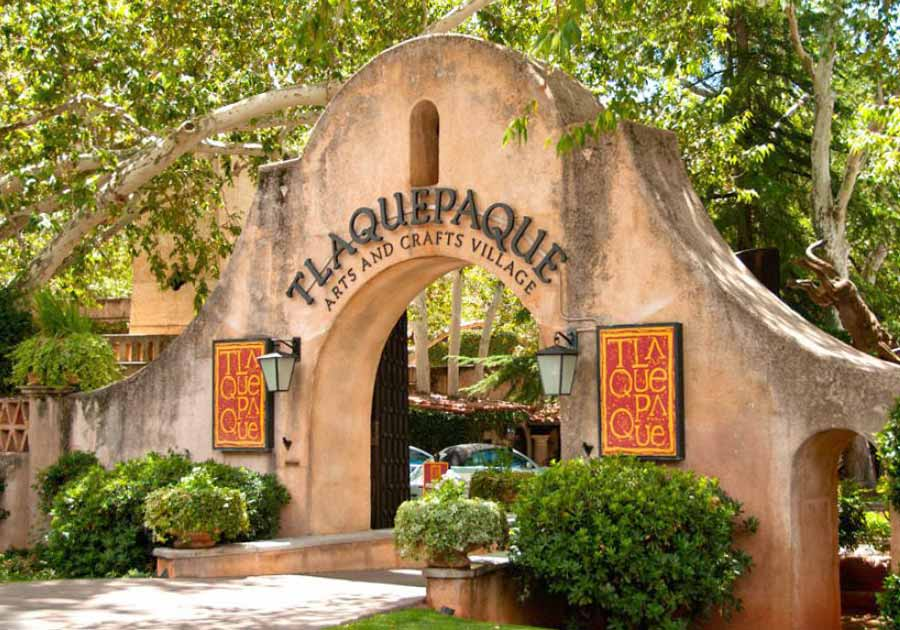 tlaquepaque arts shopping village