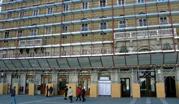 ponteggi edilizia