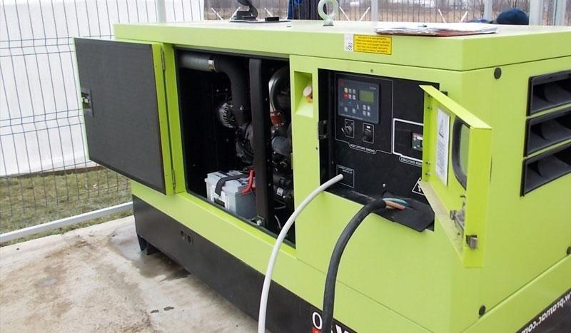 noleggio generatori