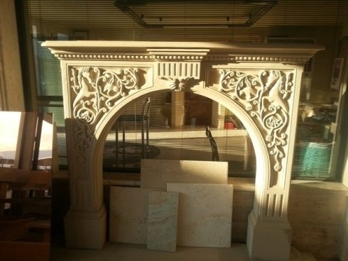 tornitura del marmo, lavorazione graniti
