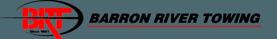 barron river towing logo