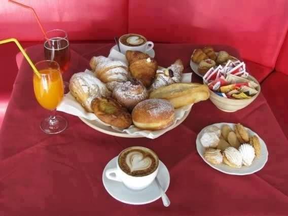 colazione albergo