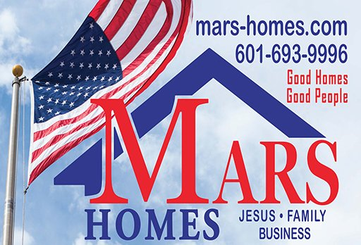 Mars Homes offers Good Homes for Good People