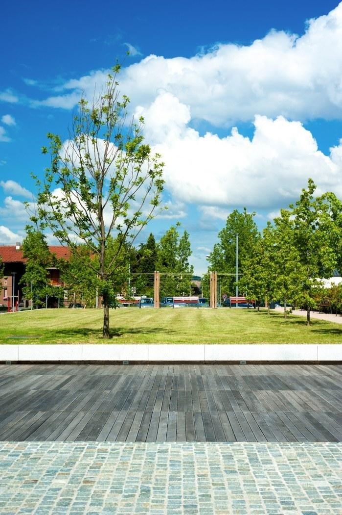 realizzazione piazza pubblica