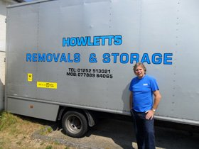 House Removals - Reading - Howlett Removals - Staff