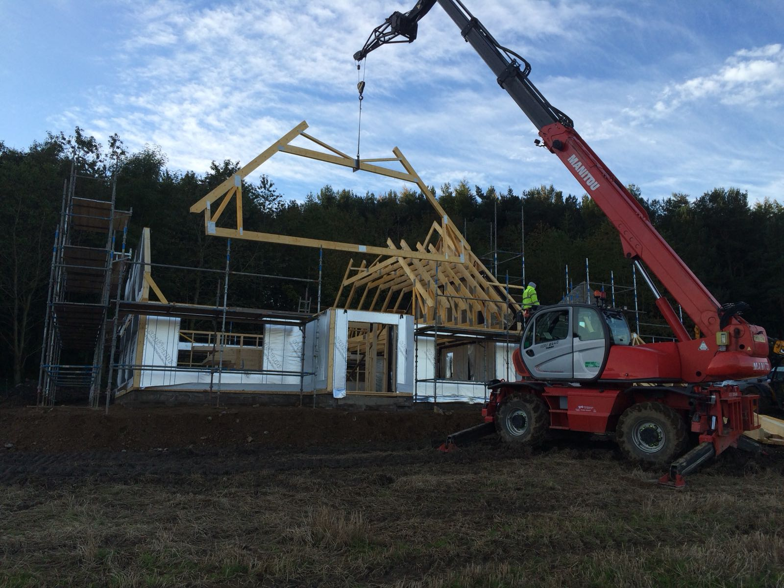 Respected Building Company In The Aberdeen Area