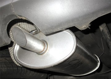 Exhaust fitting and replacement - Manchester, Greater Manchester - TP Tyre & Exhaust Ltd - Exhaus