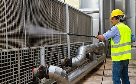 duct pressure cleaning