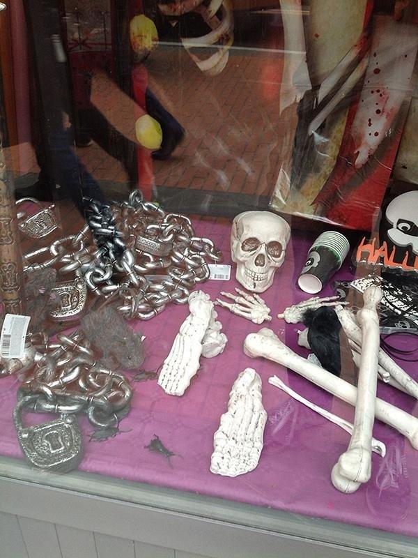 Oggettistica per Halloween