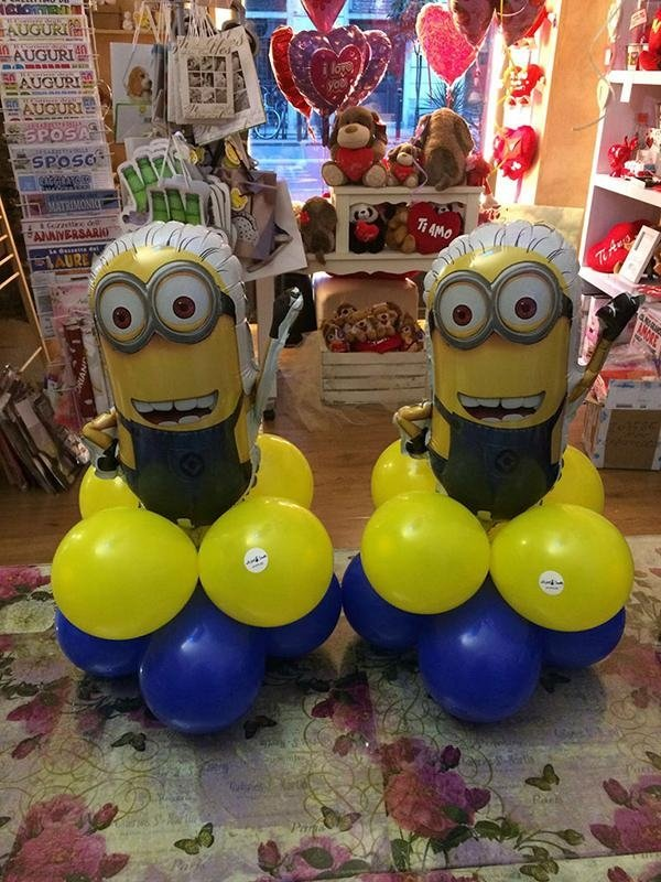 Palloncini per bambino