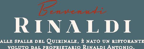 Rinaldi Al Quirinale cantina di vini