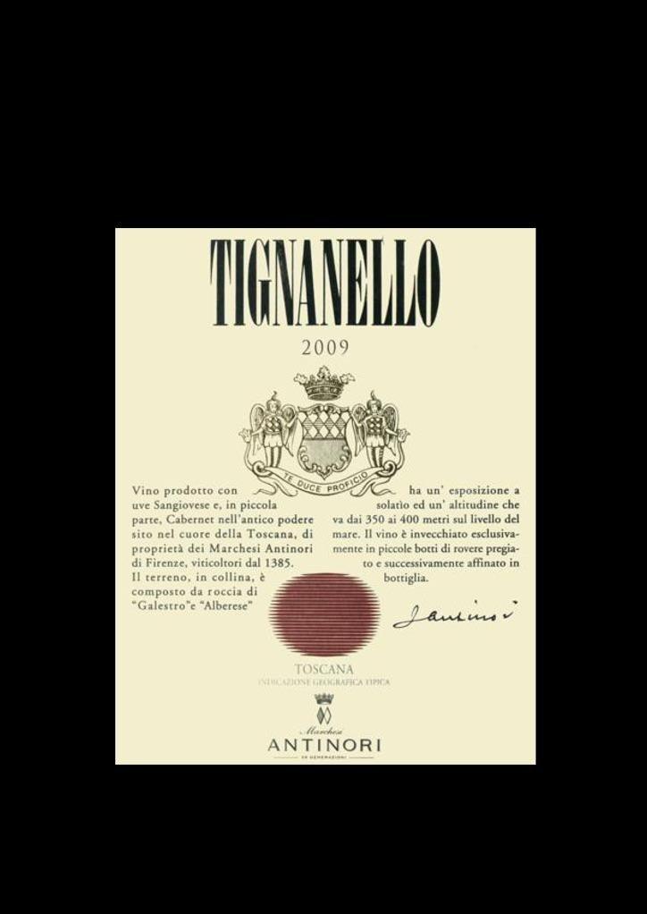 tiganello fine wines rinaldi