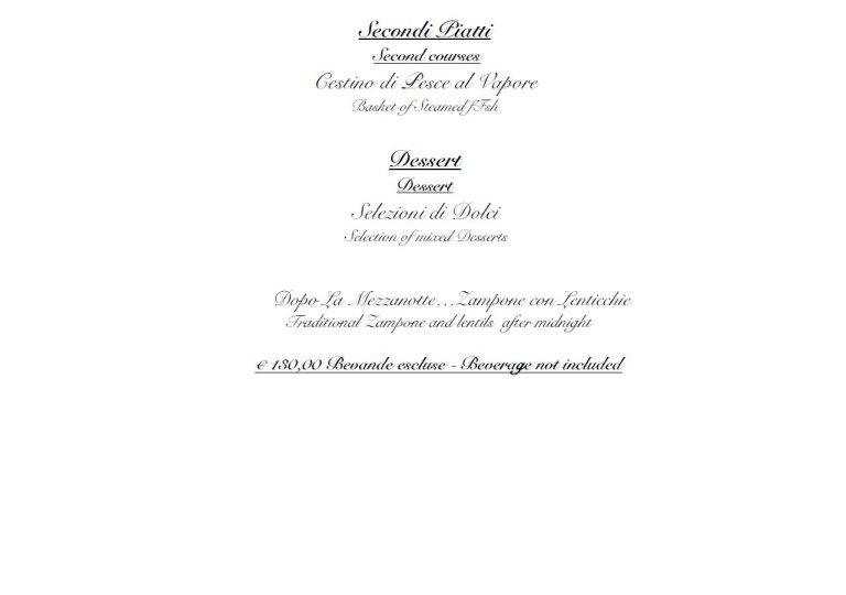 rinaldi quirinale restaurant