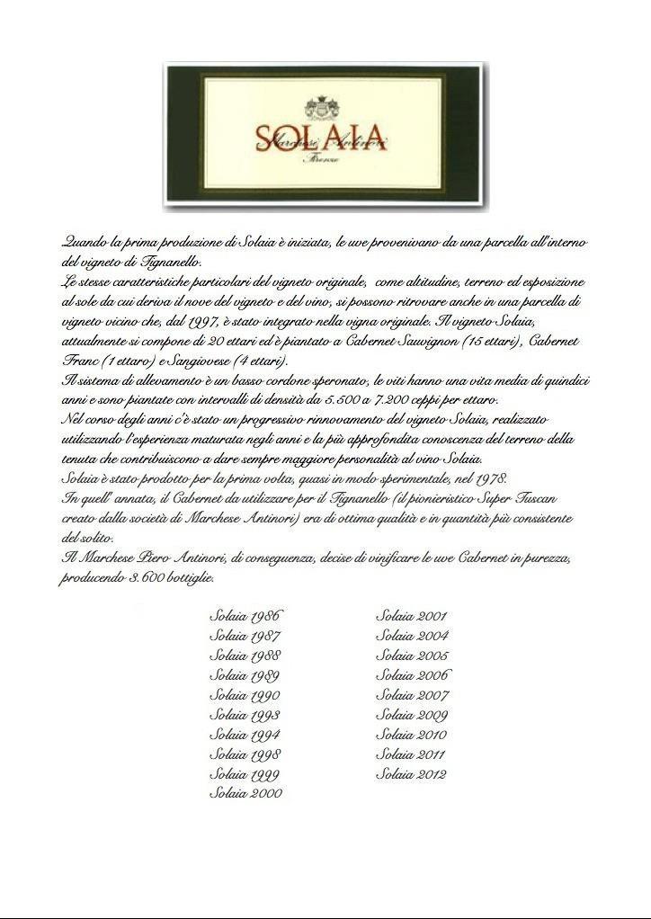 solaia rinaldi rome