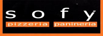 PIZZERIA PANINERIA SOFY - LOGO