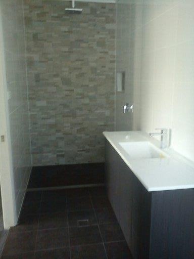 Bathroom fixtures installed by expert