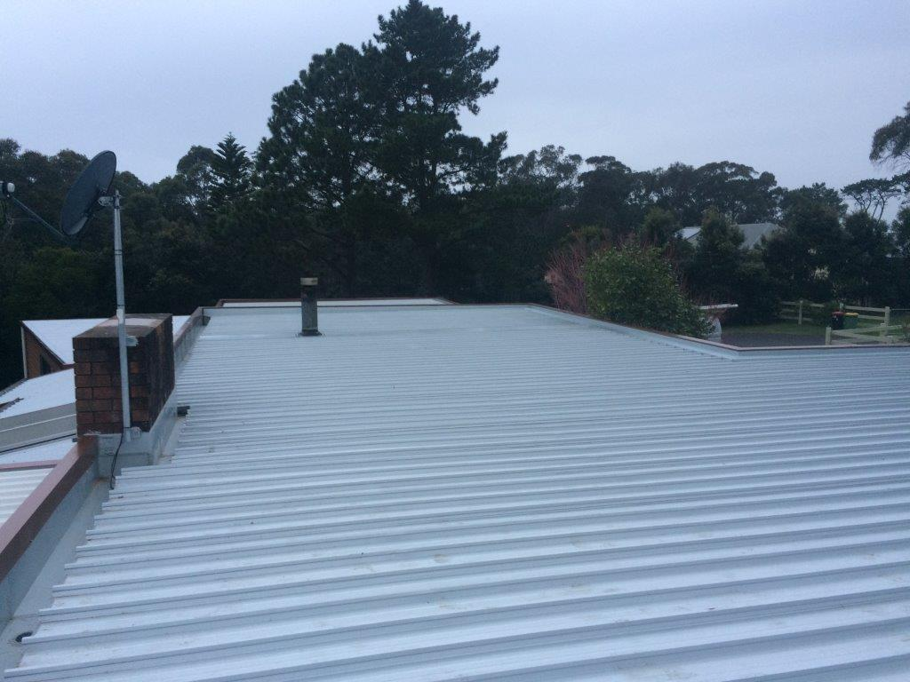 VIew of the vents on the roof done by professional