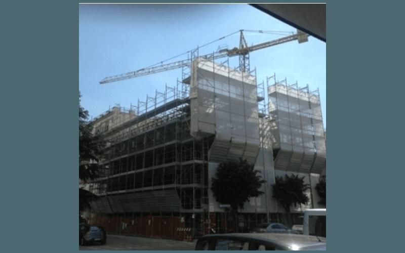 impalcatura edile