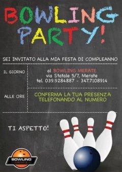 invito festa di compleanno