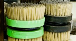 spazzole abrasive