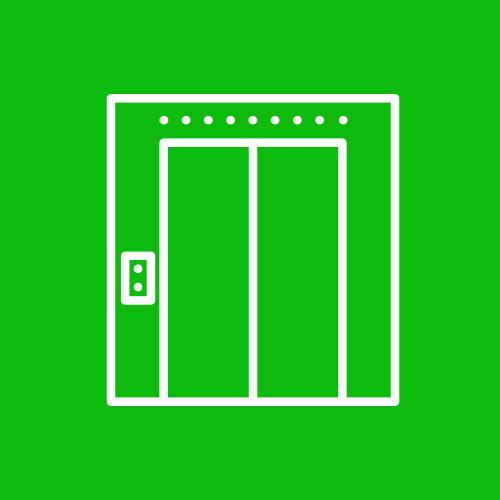 icona piattaforma elevatrici per persone