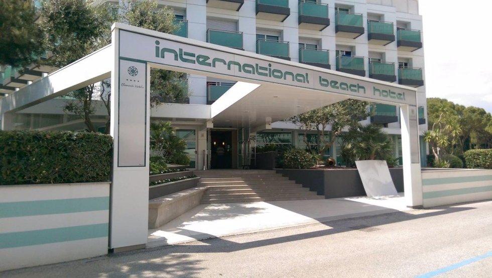 International Beach Hotel - Lignano (UD)