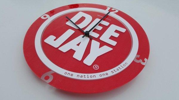 Orologio Radio Deejay