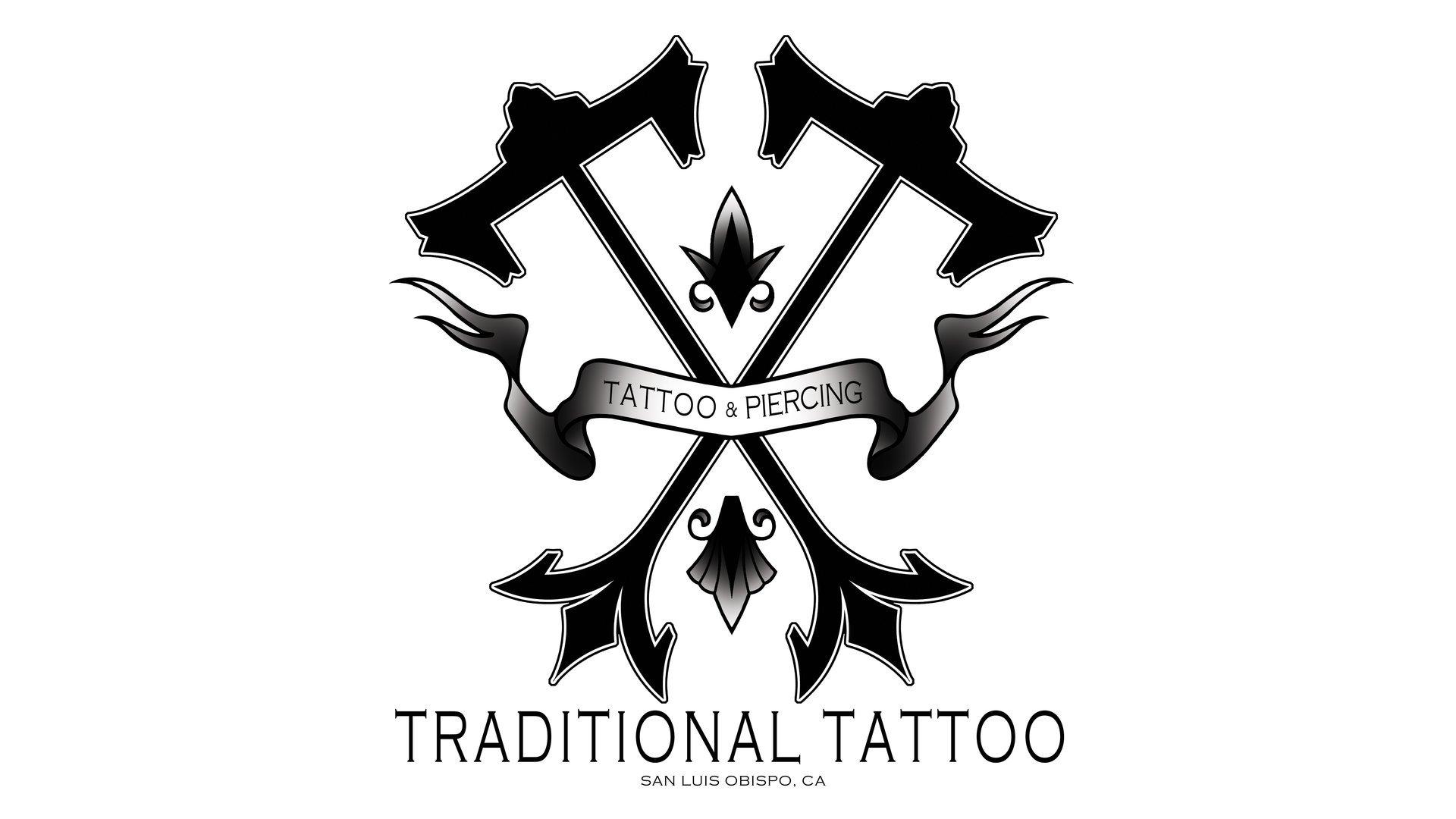 Traditional Tattoo San Luis Obispo Premier Studio