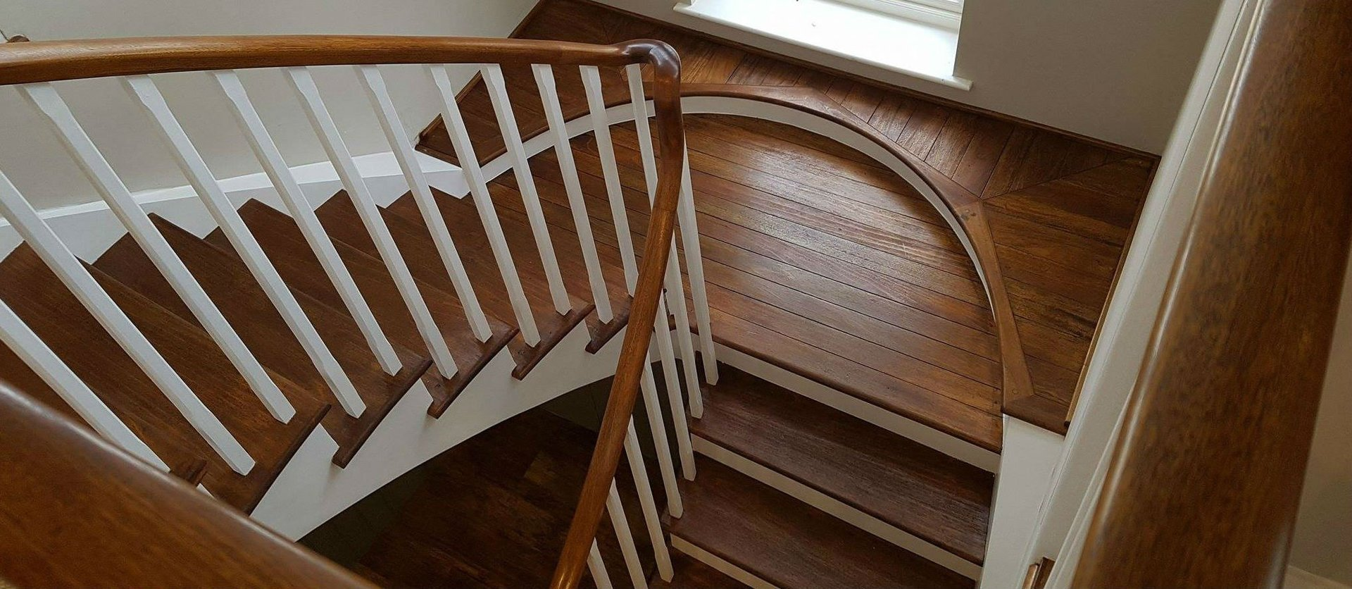 New Home Staircase Design