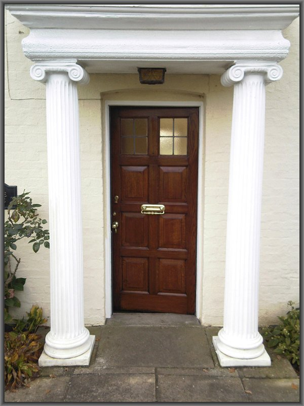 Wooden door restoration and finishing services in Berkshire and ...