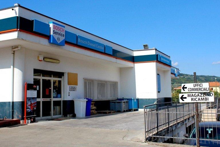 Dattilo Motor Center bosch car service diesel center