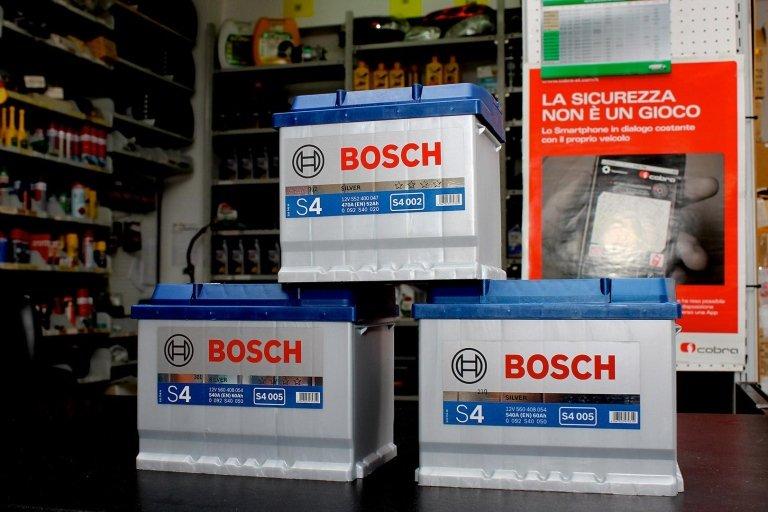 batterie auto bosch