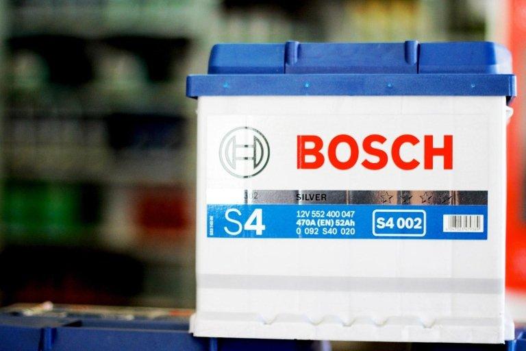 batteria auto bosch