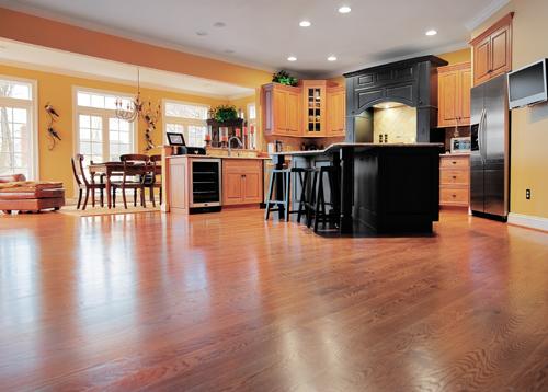 Professional floor sand service
