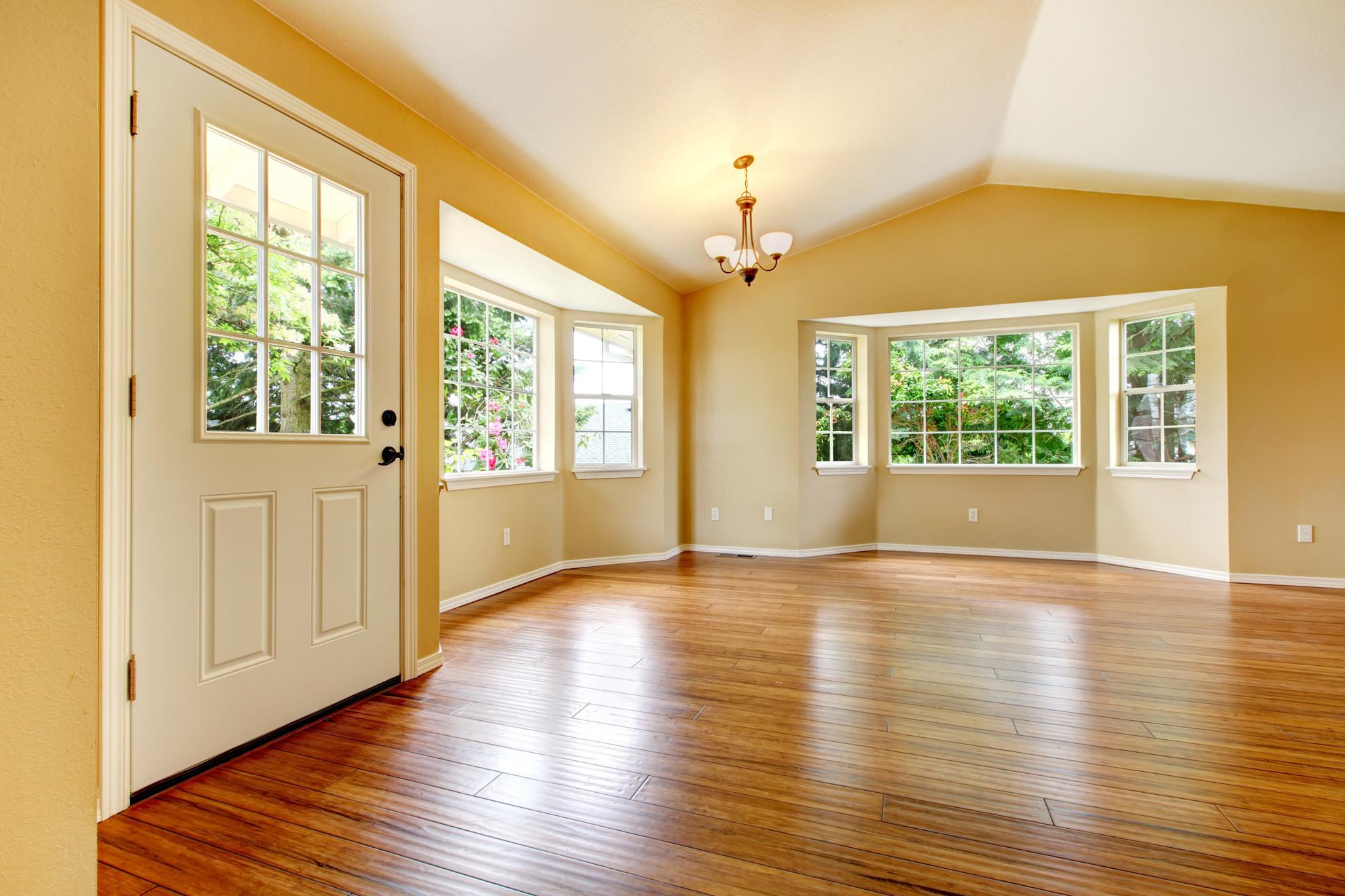 Quality house floor sand service