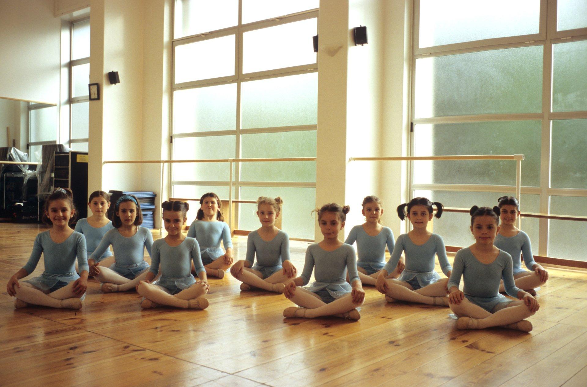 corsi danza bambini
